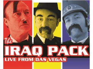 Frank Sanazi and the Iraq Pack - Live from Das Vegas