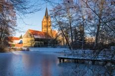 Marienkirche in Wiesenburg