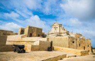 Die Zitadelle von Victoria