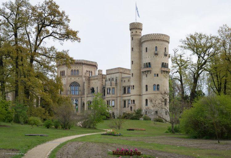 Schloss Babelsberg in Potsdam