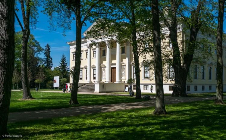 Gartenreich Dessau-Wörlitz Schloss Wörlitz