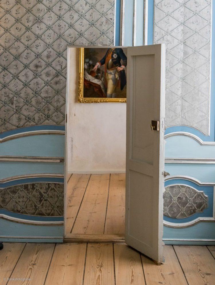 Schloss Rheinsberg erkunden Ferdinandswohnung