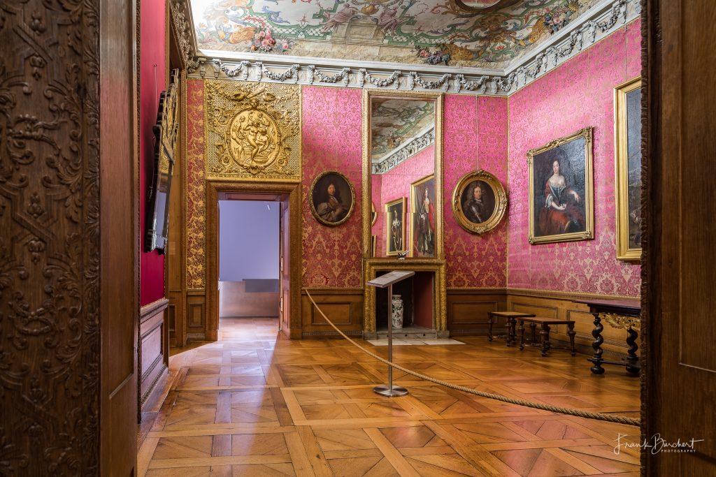 Schloss Charlottenburg erkunden ein Instawalk durch das Schloss