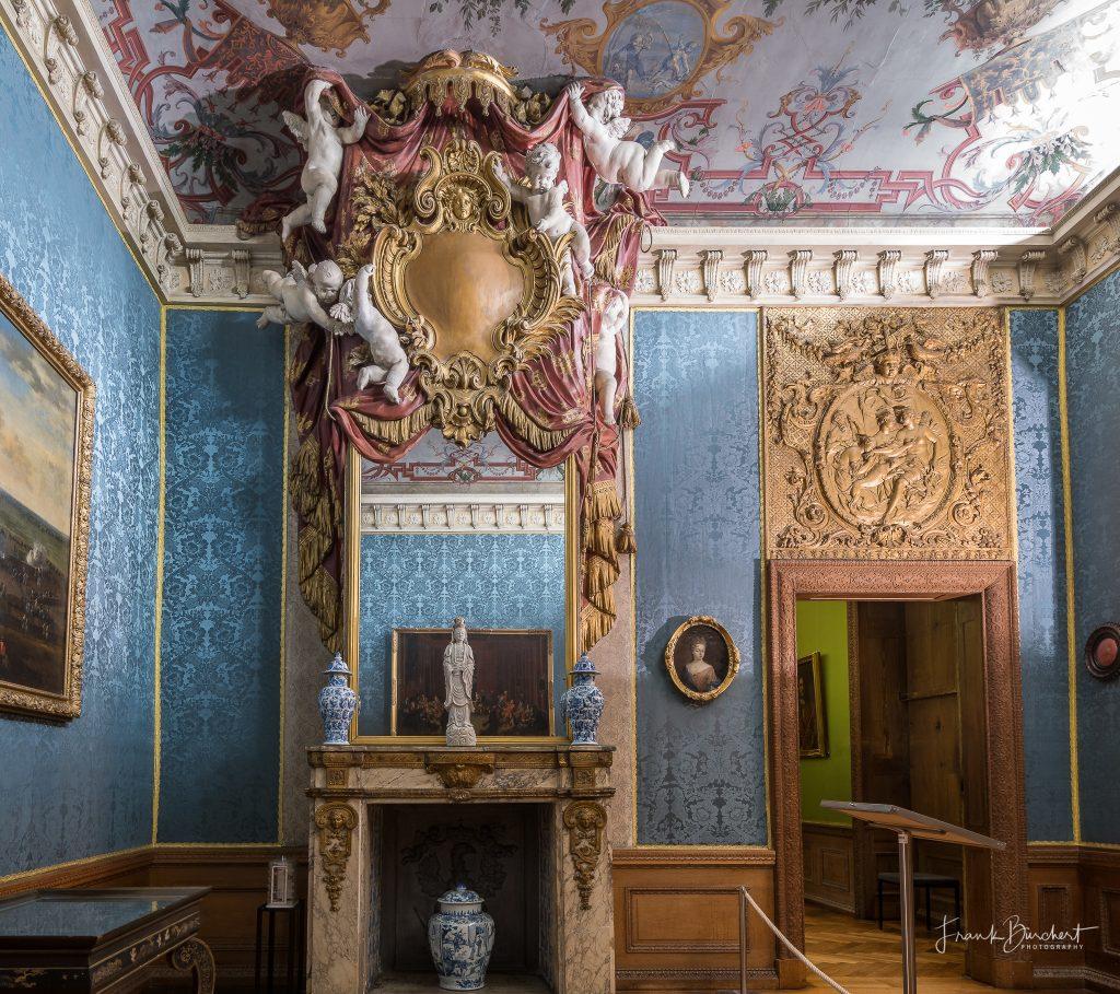 Schloss Charlottenburg erkunden ein Instawalk durch das