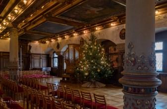 Schloss Altenburg Kirchensaal