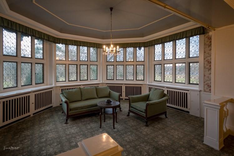 die kronprinzlichen Privaträume im Schloss Cecilienhof