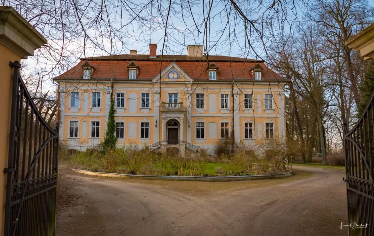 Schlösserhopping in Brandenburg