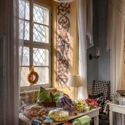 Fensternische im Großen Schloss