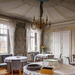 Blauer Saal im Kleinen Schloss