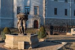 Brunnen am Schloss