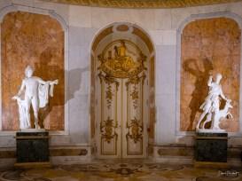 Eingang zur Bildergalerie