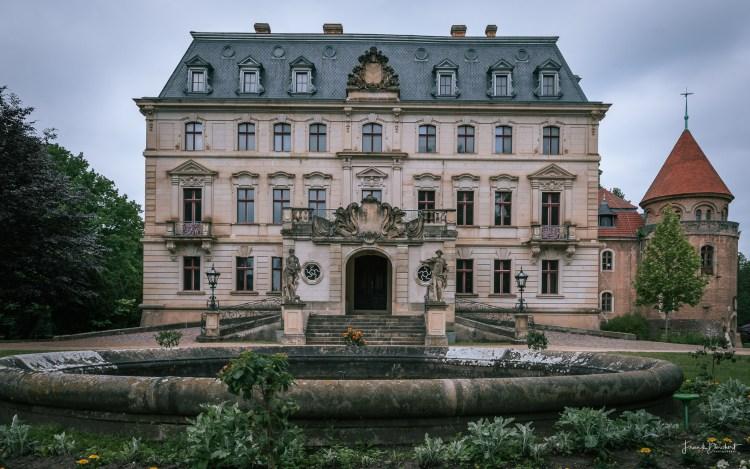 Schloss Altdöbern erkunden