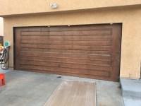 Garage Doors | Frank's Home Remodeling Project