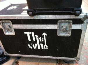 The Who Road Case