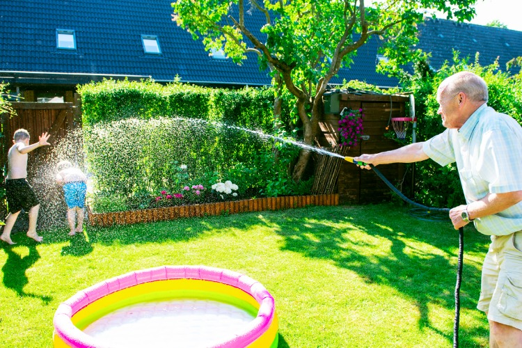 Summer Lawn Care Tip