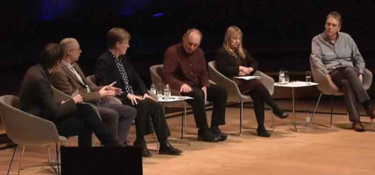 Machine Learning & Artificial Intelligence Royal Society Panel Discussion