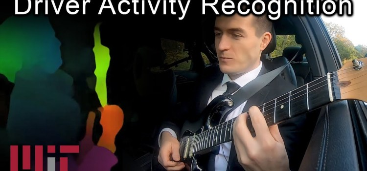 Playing Guitar in MIT Autonomous Vehicle