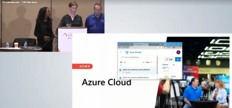 SSIS DevOps and Azure Containers