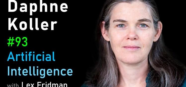 Daphne Koller on Biomedicine and Machine Learning