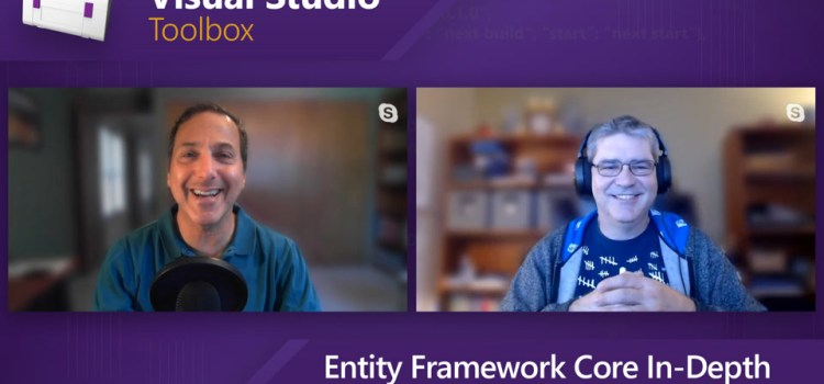 Entity Framework Core In-Depth Part 1