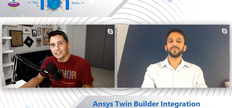 Ansys Twin Builder Integration with Azure Digital Twins