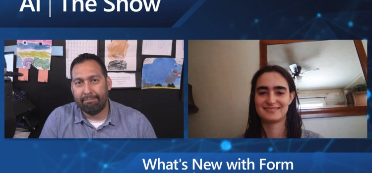 What's New with Form Recognizer