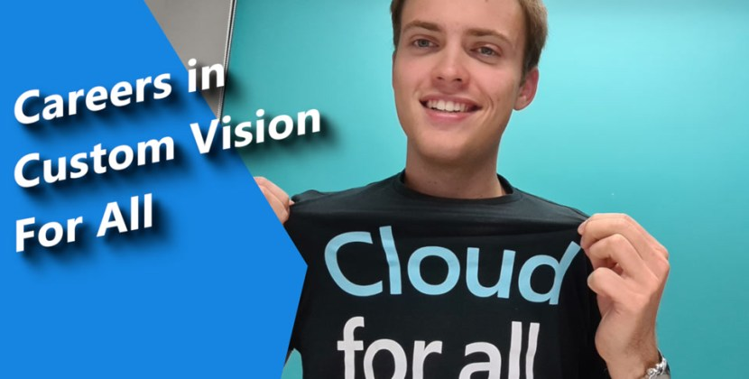 How to Kick Off Your Career with Custom Vision