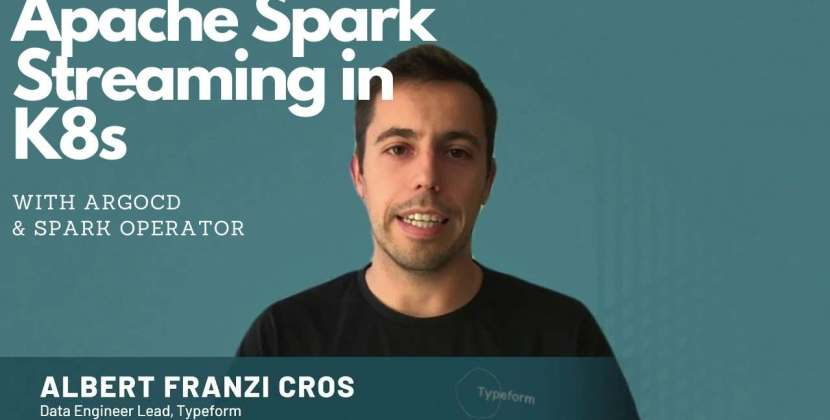 Apache Spark Streaming in K8s with ArgoCD & Spark Operator