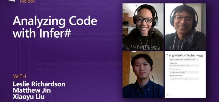 Analyzing Code with Infer#