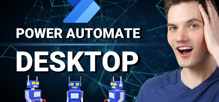 How to use Microsoft Power Automate Desktop