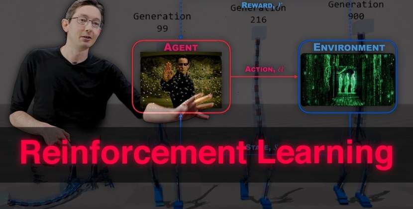 Reinforcement Learning: Machine Learning Meets Control Theory