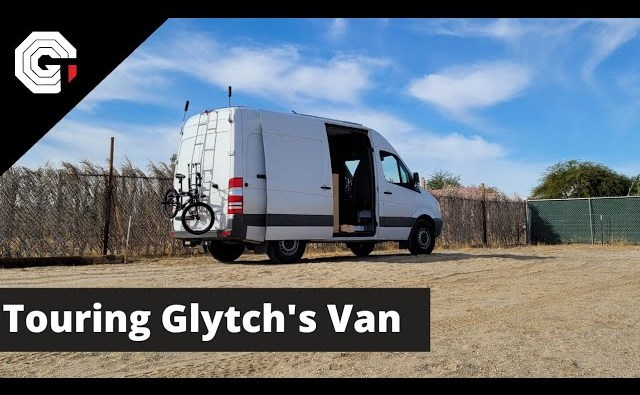 Touring a Hacker Van
