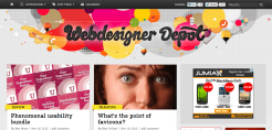 Web Design Blog Webdesigner Depot