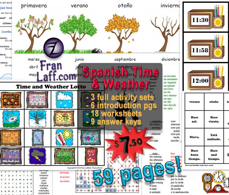 Spanish – FranLaff com