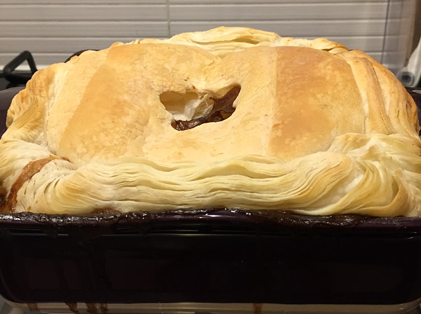 Chicken-pie-baked