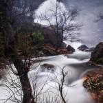 Agua y viento