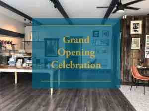 Grand Opening Event Schedule, Franny's Farmacy, GRand Opening, Blog
