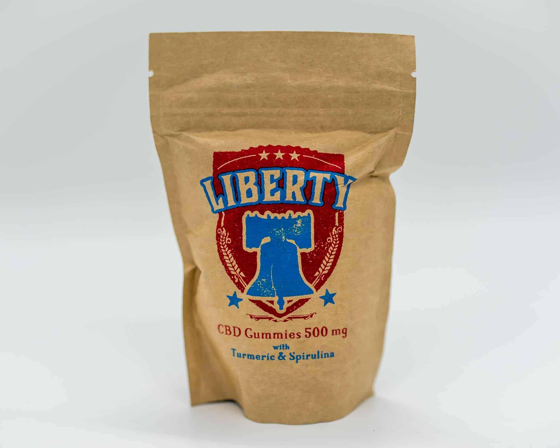 Liberty 500mg CBD Gummies | Franny's Farmacy