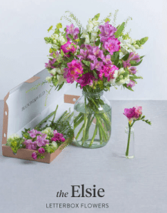 Bloomandwild flower subscription Elsie