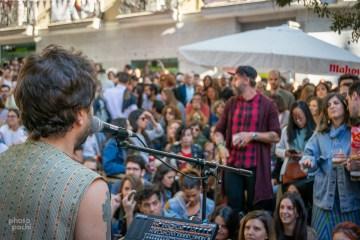 Joe Crepúsculo @ Calle Pez (celebra tu calle)
