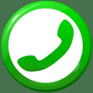 telephone logo - call me
