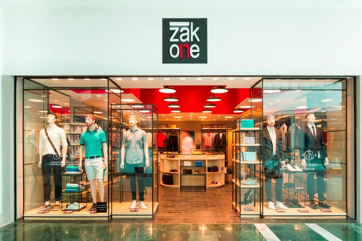 Zak One já nasce como franquia de moda masculina