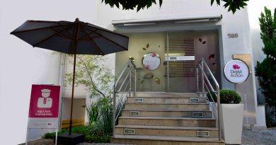 Terceira unidade de franquia de depilação em Brasília