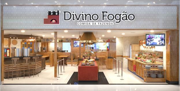e1c74faf6ca9d Blumenau recebe primeira franquia da rede Divino Fogão -