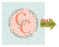 Creative Circle Next Button