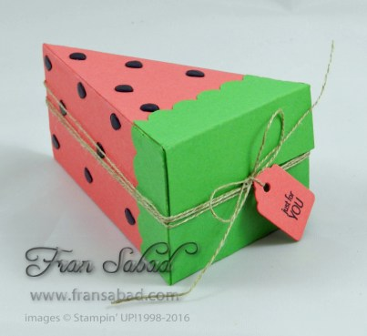 Cutie Pie Box Watermelon