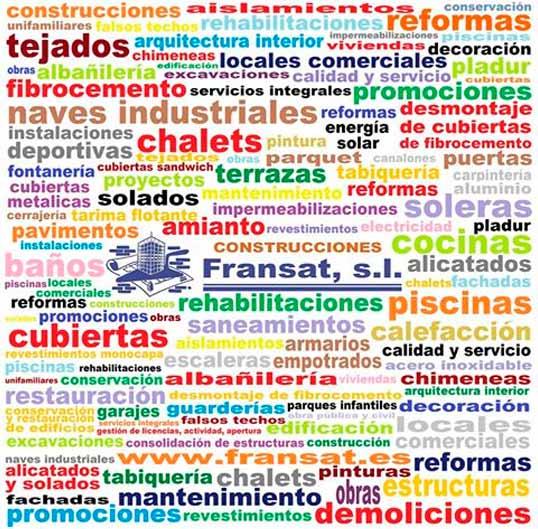 Fransat, empresa de construcción en Cáceres