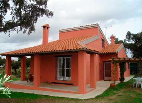 Construcción de unifamiliares en Cáceres