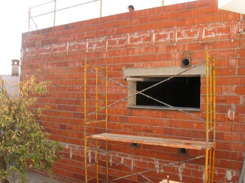 Ampliación de vivienda en Cáceres