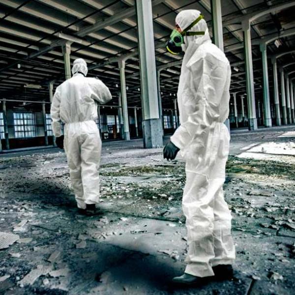 Retirada de amianto en Cáceres y Badajoz